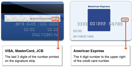 Free credit card numbers with security code and expiration date in Melbourne